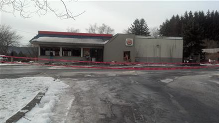 Burger King- Tully NY (before)